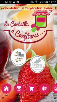 La Corbeille à Confiture apk screenshot