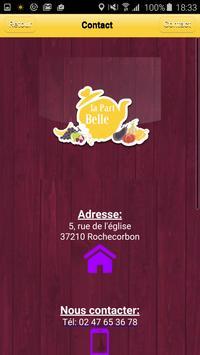 La Part Belle apk screenshot