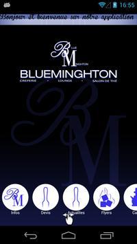 Blueminghton poster