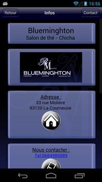 Blueminghton screenshot 1