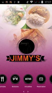 Bar Restaurant Le Jimmy's poster