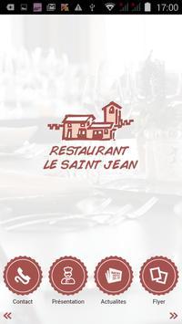 Le Saint Jean poster