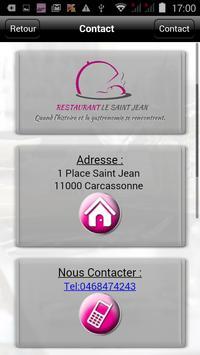 Le Saint Jean apk screenshot