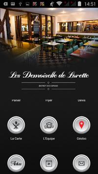 Les Demoiselles De Lorette poster