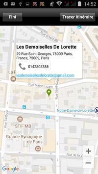 Les Demoiselles De Lorette apk screenshot