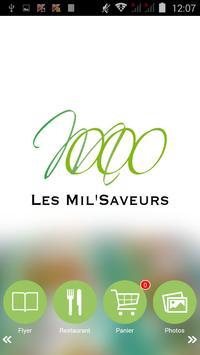 Les Mil'Saveurs poster