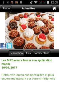 Les Mil'Saveurs screenshot 2