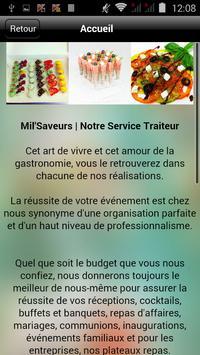 Les Mil'Saveurs screenshot 5
