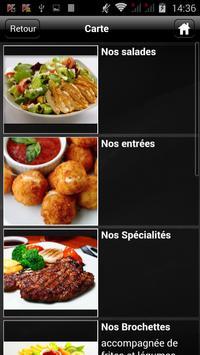 Restaurant Le Suprême apk screenshot