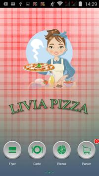 Livia Pizza apk screenshot