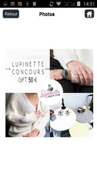 Lupinette Concept Store screenshot 2