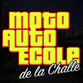 Moto Auto Ecole de la Challe icon