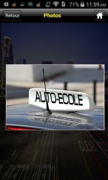 Moto Auto Ecole de la Challe apk screenshot