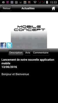 Mobile Concept apk screenshot