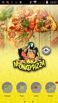 Monkey Pizza Gennevilliers screenshot 6