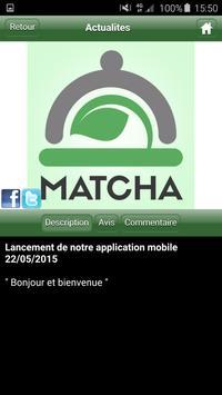 Matcha apk screenshot