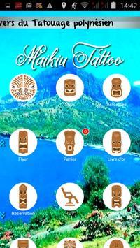 Maikiu Tattoo poster