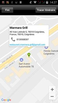 Marmara Grill apk screenshot