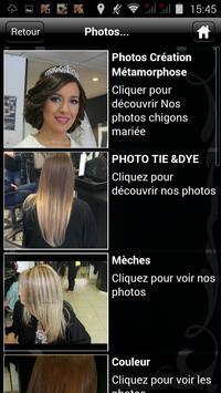 Métamorphose coiffure screenshot 1