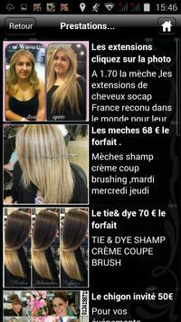 Métamorphose coiffure screenshot 2