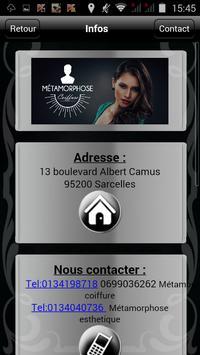 Métamorphose coiffure screenshot 7