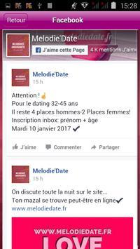Mélodie Date screenshot 5