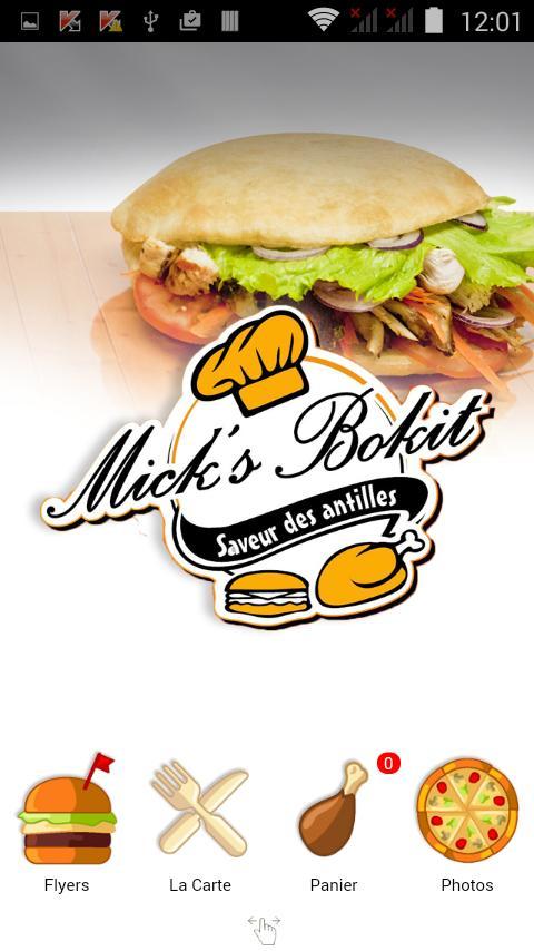 Mick's Bokit poster