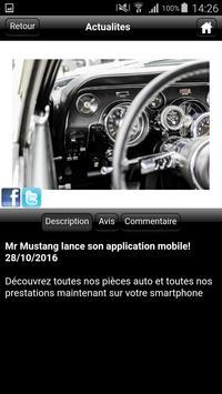 Mr Mustang apk screenshot