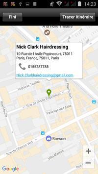 Nick Clark Hairdressing screenshot 5