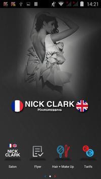 Nick Clark Hairdressing screenshot 3