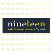 Nineteen 19 icon