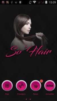So Hair poster