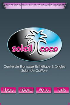 Soleil Coco poster