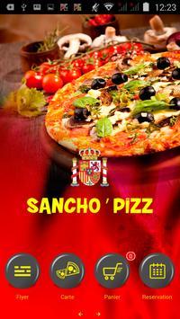 Sancho'Pizz poster