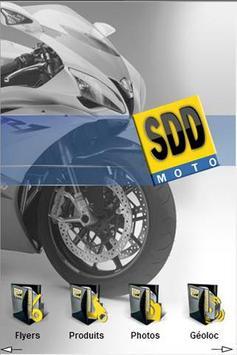 SDD Moto poster