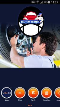Self Car Center poster