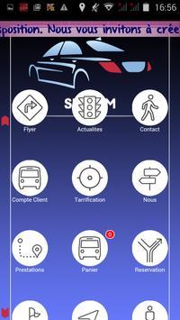 Slalom Transport de personnes screenshot 3