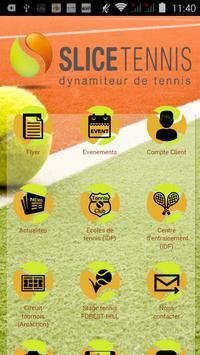 Slice Tennis poster
