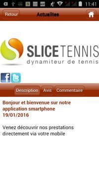 Slice Tennis apk screenshot