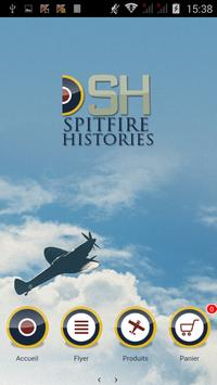 Spitfire Histories apk screenshot