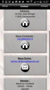 Studio M Coiffure apk screenshot