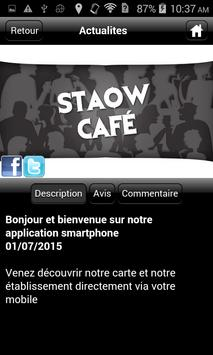 Staow Cafe screenshot 2