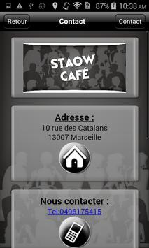 Staow Cafe screenshot 8