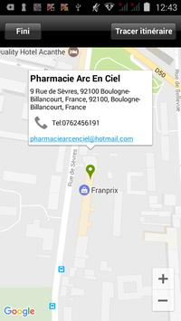 Pharmacie Arc En Ciel screenshot 1