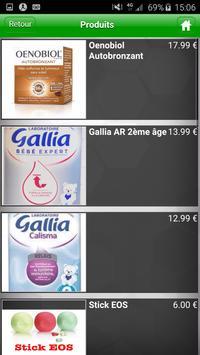 Pharmacie Francaise apk screenshot