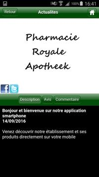 Pharmacie Royale screenshot 3