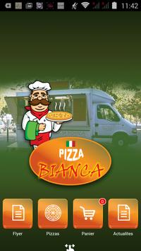 Pizza Bianca poster