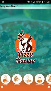 Pizza Maestro poster