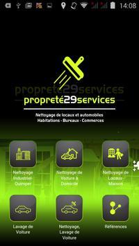 Propreté29 Services poster