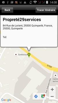 Propreté29 Services screenshot 4